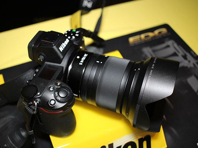 Το πρώτο hands on video της νέας Nikon Z7