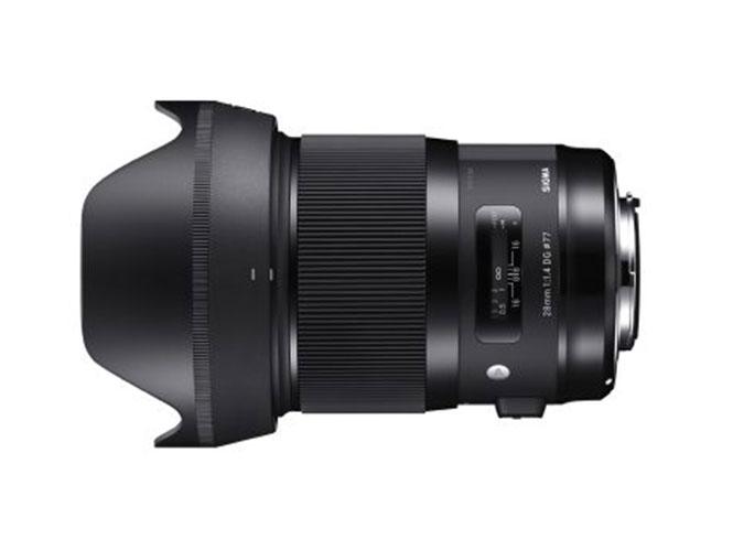 H SIGMA αποκάλυψε την τιμή του νέου SIGMA 28mm F1.4 DG HSM | Art