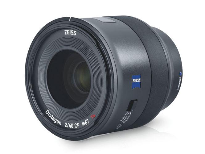 Νέος ZEISS Batis 2/40 CF, με ανώτερη οπτική ποιότητα για Sony E-mount
