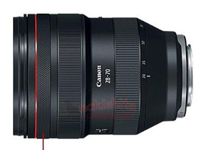 Τα στοιχεία για τους 4 πρώτους φακούς του συστήματος Canon EOS R