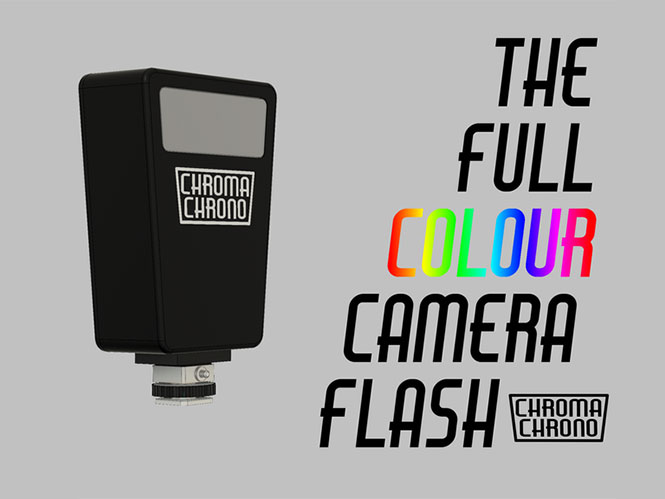 Το Chroma Chrono είναι το πρώτο RGB flash στον κόσμο με WiFi