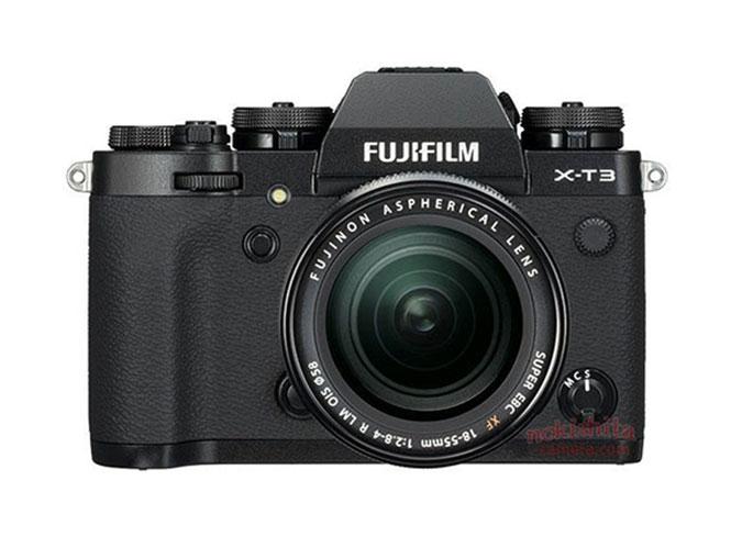 Fujifilm X-T3: Στα 26.1 megapixels με ταχύτητα στα 30fps και EVF που δεν θα μαυρίζει