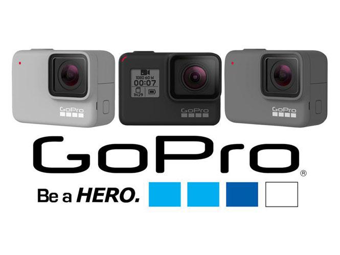 Διέρρευσαν τα τεχνικά χαρακτηριστικά των νέων GoPro Hero7