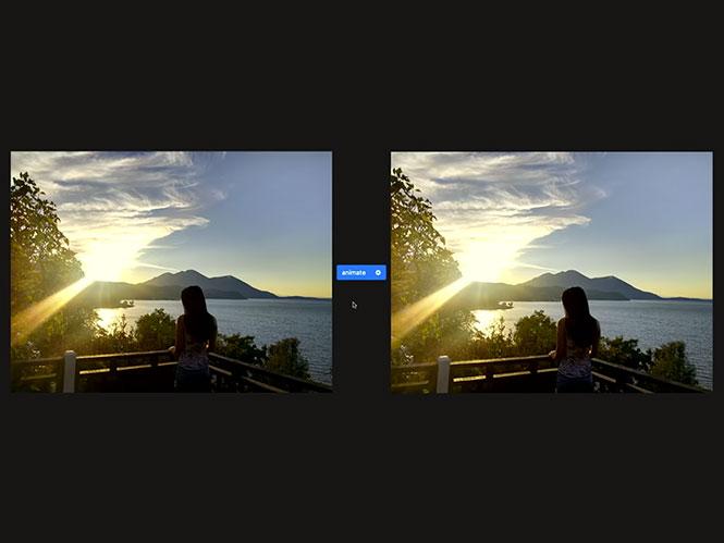 H Adobe θα μας επιτρέπει να κάνουμε τις φωτογραφίες μας, κινούμενες;