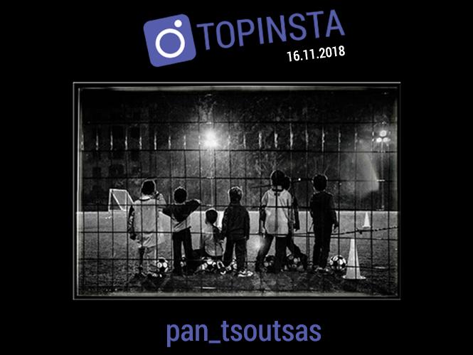 Η TOPINSTA εικόνα της εβδομάδας!