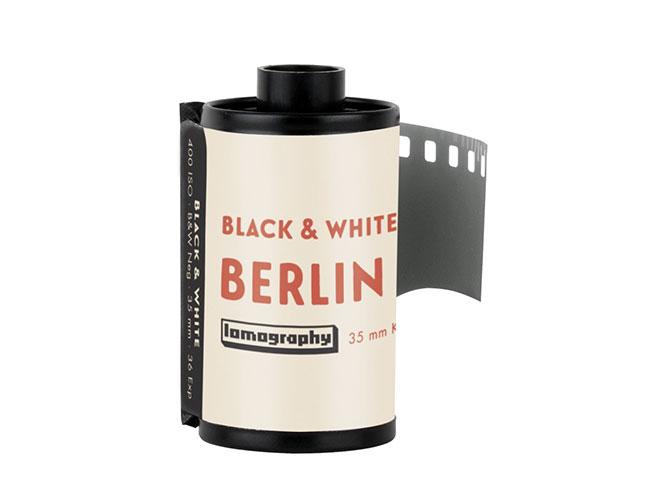 Berlin Kino: Νέο Ασπρόμαυρο φιλμ από την Lomography