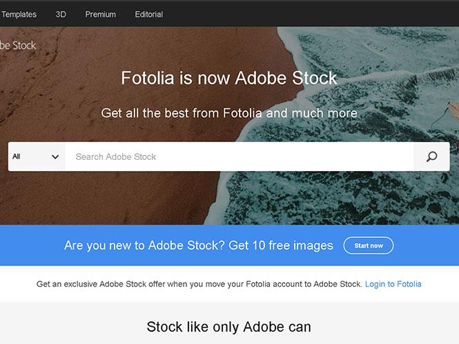 Κλείνει το Fotolia, έρχεται η πλήρης ενσωμάτωση στο Adobe Stock