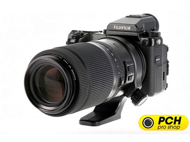 Διέρρευσαν οι φωτογραφίες του επερχόμενου Fujifilm GF 100-200mm f/5.6 R LM OIS WR
