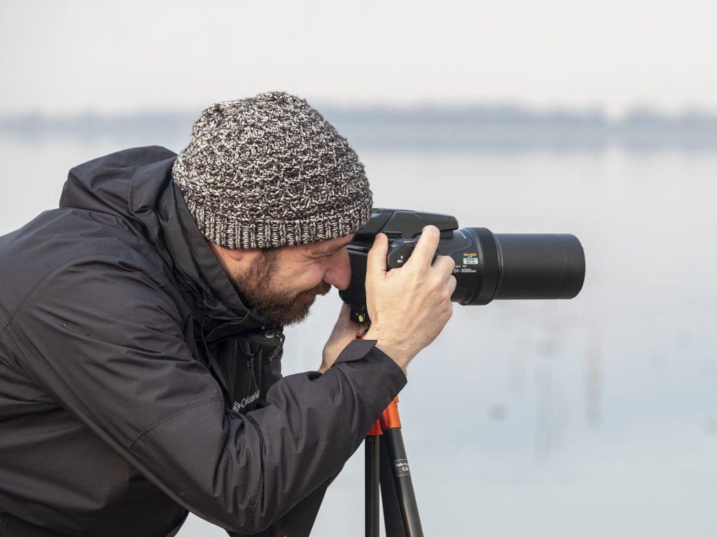 Nikon COOLPIX P1000: Είδαμε την υπέρτατη superzoom μηχανή της Nikon και σας την παρουσιάζουμε