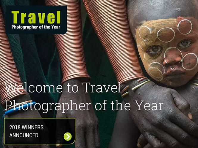 Ανακοινώθηκαν οι μεγάλοι νικητές του Travel Photographer of the Year 2018!
