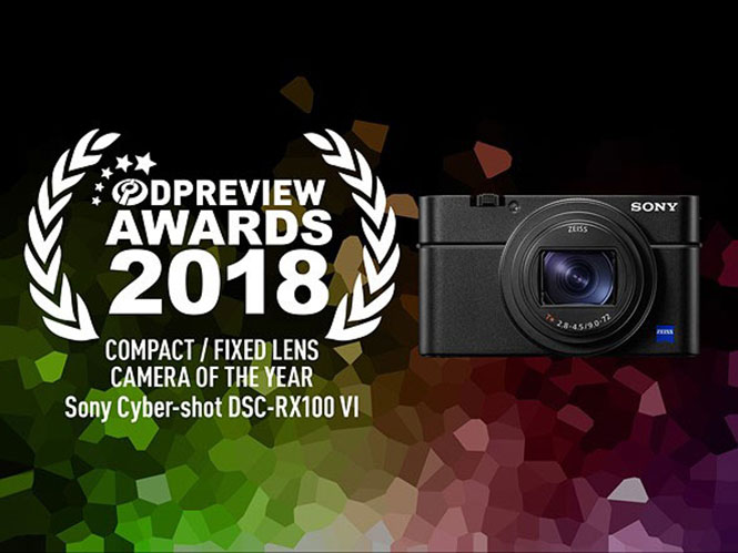 DPreview: Ανακοίνωσε τα DPReview Awards 2018, δείτε ποιος