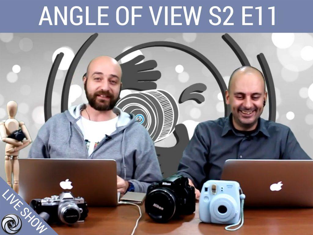 Angle of View S2 E11: Διαθέσιμη η χτεσινή εκπομπή με τα αποτελέσματα του TOPINSTA και όλα τα νέα που σχολιάσαμε