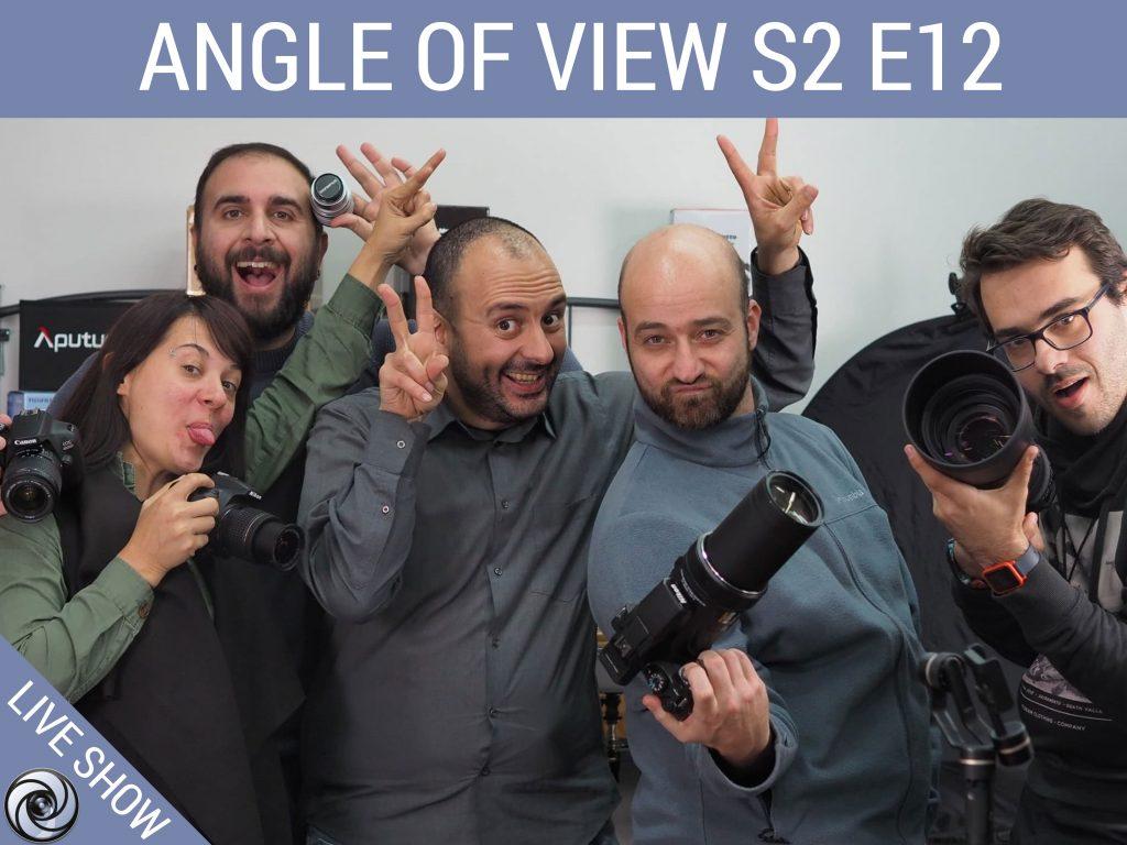Angle of View S2 E12: Διαθέσιμη η χθεσινή εκπομπή με όσα είπαμε για τα βραβεία της DPReview, Photokina