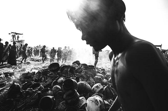 Θεματική έκθεση φωτογραφίας Black & White στην Αθήνα