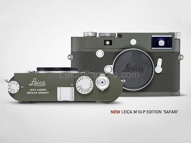 Έρχεται νέα ειδική Safari έκδοση της Leica M10-P