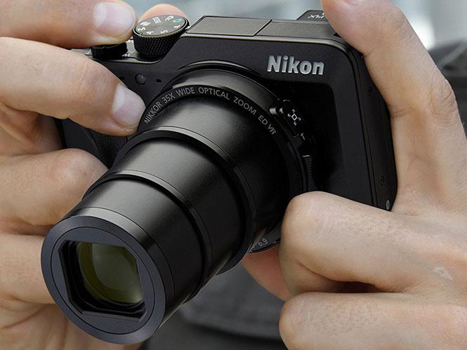 Νέα compact Nikon COOLPIX A1000 με 4Κ video, σκόπευτρο και RAW αρχεία!