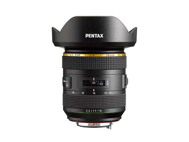 Η Ricoh παρουσίασε τους φακούς Pentax 35mm F2 και 11-18mm F2.8
