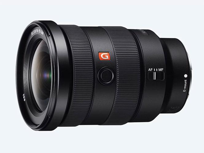 Αναβάθμιση Firmware για τον φακό  Sony FE 16-35mm F2.8 GM