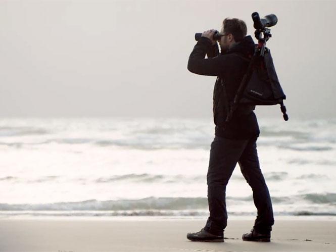 Το φωτογραφικό σακίδιο πλάτης VIATO είναι κάτι που σίγουρα δεν έχεις ξαναδεί
