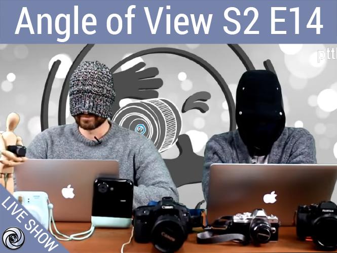 Angle of View S2 E14: Κληρώθηκε ο νικητής για την Nikon D3500, δυναμική η παρουσία του κοινού