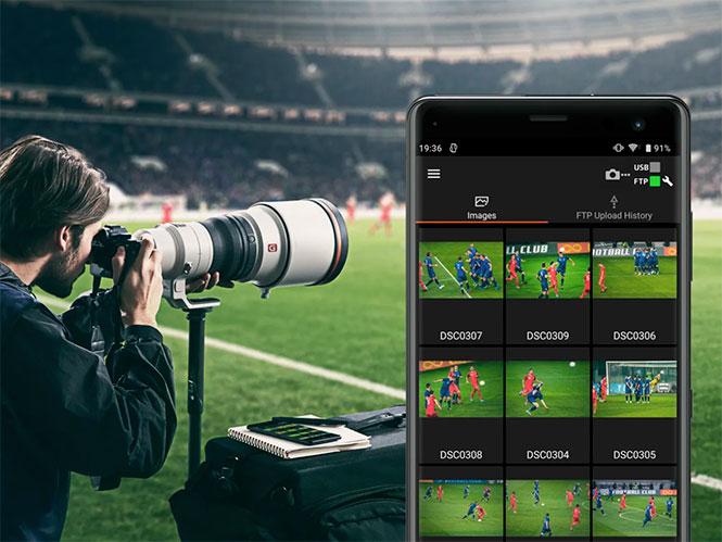 Imaging Edge: Η νέα mobile εφαρμογή της Sony για σύνδεση smartphones με μηχανές