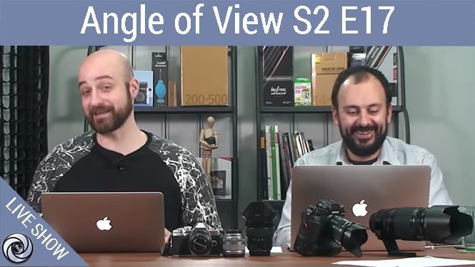 Angle of View S2 E17: Κληρώσαμε τη Canon EOS 4000D, επιλέξατε την TOPINSTA!