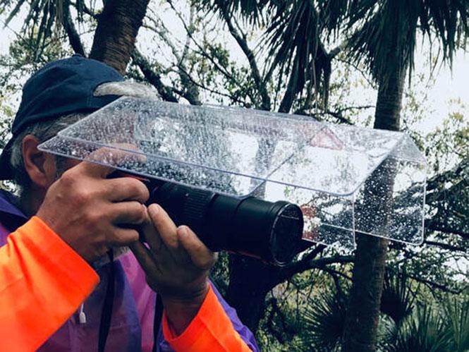 Το Camera Canopy είναι μία σκεπή για την μηχανή σας! Σοβαρά!