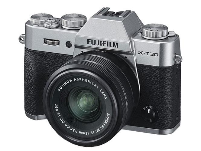 Αναβάθμιση Firmware για τη Fujifilm X-T30