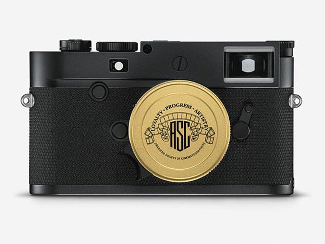 Η νέα Leica M10-P ASC 100 Edition είναι μία μηχανή για κινηματογραφιστές