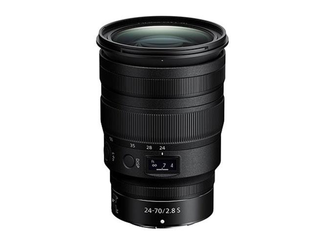 H Nikon παρουσιάζει τον νέο της φακό NIKKOR Z 24-70mm f/2.8 S