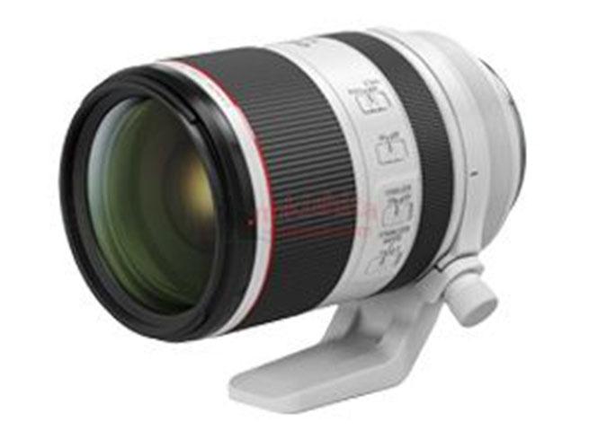 Η Canon ανακοινώνει 5 νέους φακούς στο σύστημα Canon EOS R;