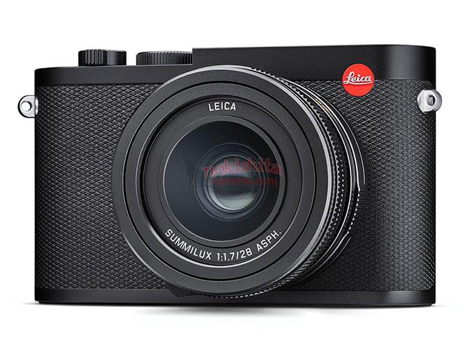 Έρχεται η Leica Q2, διέρρευσαν οι πρώτες φωτογραφίες της!