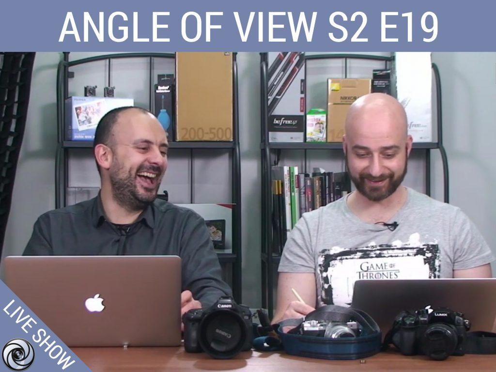 Angle of View S2 E19: Μιλήσαμε για όλα τα νέα και σχολιάσαμε τις νέες μηχανές!