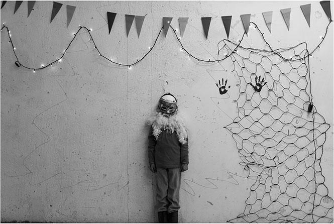 Έκθεση φωτογραφίας «Τα παιδιά της Ριτσώνας» του Βασίλη Νίκα στο Αγρίνιο