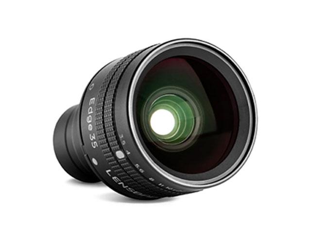 Lensbaby Edge 35mm: Νέος ευρυγώνιος φακός για το σύστημα Optic Swap