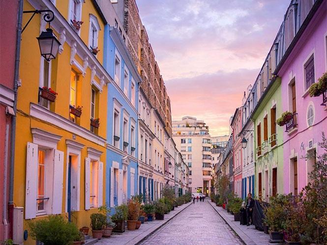 Κάτοικοι του Παρισιού ζητούν την απαγόρευση φωτογράφισης για τον δρόμο που μένουν