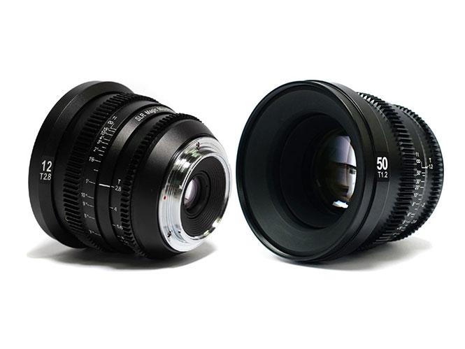 Οι κινηματογραφικοί φακοί της  SLR Magic διαθέσιμοι και για Fujifilm X μηχανές