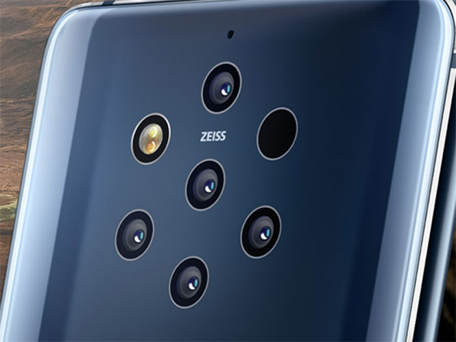 Nokia 9 PureView: Αναβάθμιση φέρνει πιο γρήγορη λειτουργία και live bokeh