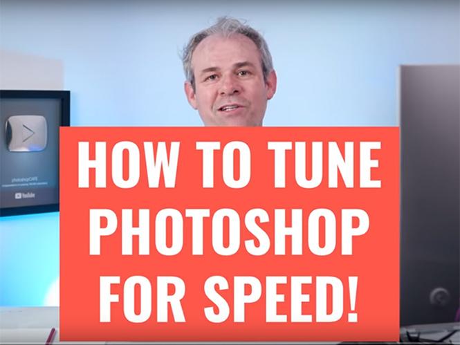 Photoshop: 10 απλά tips για να το κάνουμε πιο γρήγορο
