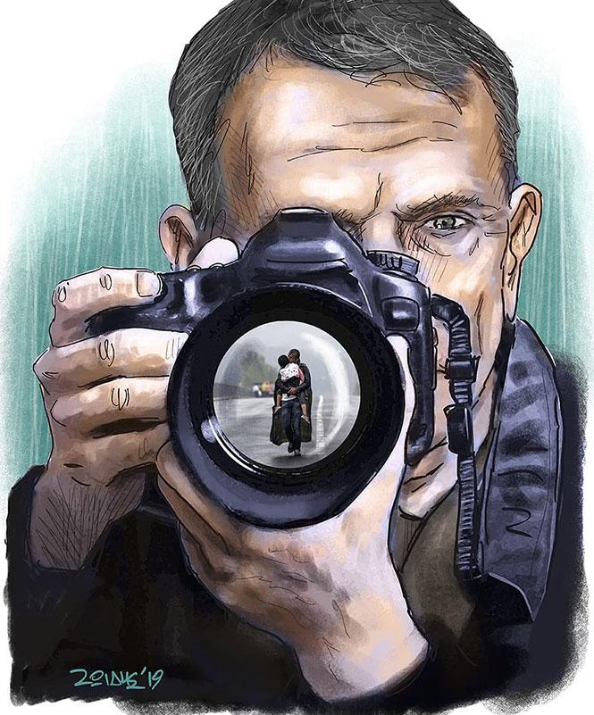 Τρία συγκλονιστικά σκίτσα για τον Γιάννη Μπεχράκη