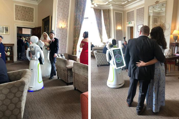 Οι φωτογράφοι-ρομπότ έρχονται στους γάμους!