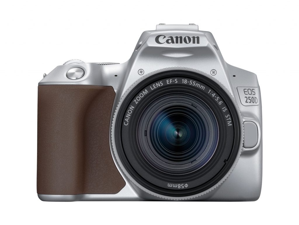 Νέο Firmware για την Canon EOS 250D