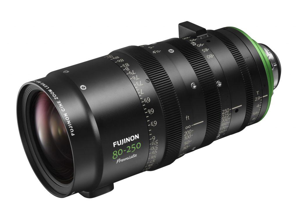 Ανακοινώθηκε επίσημα o κινηματογραφικός φακός FUJINON Premista 80-250mm T2.9-3.5