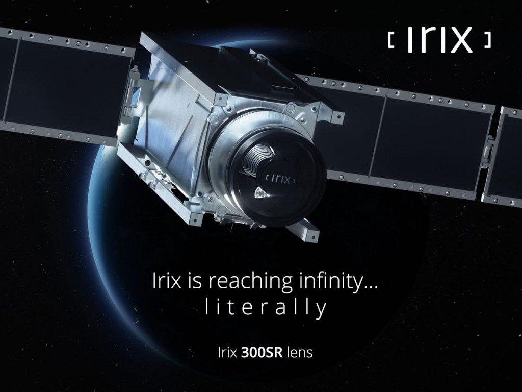 Η Irix ανακοίνωσε τον πρώτο διαστημικό της φακό και δεν είναι αστείο!