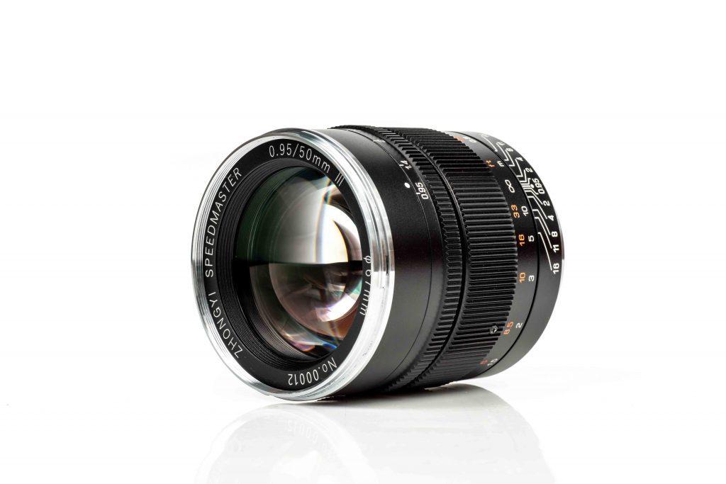 Mitakon Speedmaster 50mm F0.95 III για Canon R, Nikon Z και Sony μηχανές
