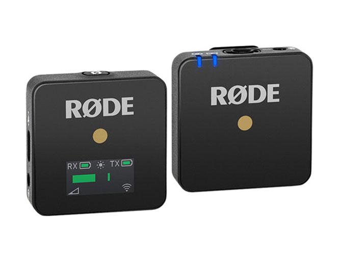 RODE Wireless GO: Το μικρότερο ασύρματο σύστημα μικροφώνου στον κόσμο στα 200 δολάρια