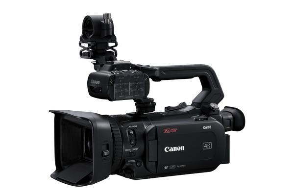 Η Canon παρουσίασε 3 νέες 4K UHD επαγγελματικές βιντεοκάμερες