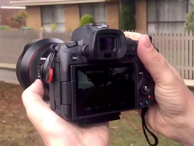 Ο Samyang AF 14mm f/2.8mm προκαλεί πρόβλημα στην Canon EOS R;