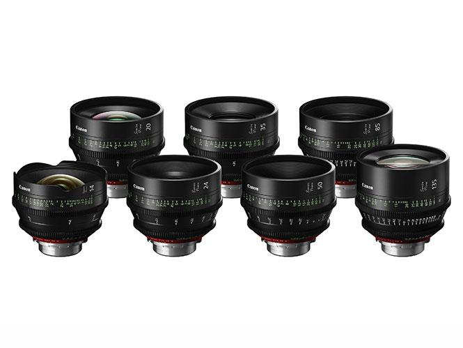 Η Canon παρουσιάζει τη νέα σειρά prime κινηματογραφικών φακών Sumire