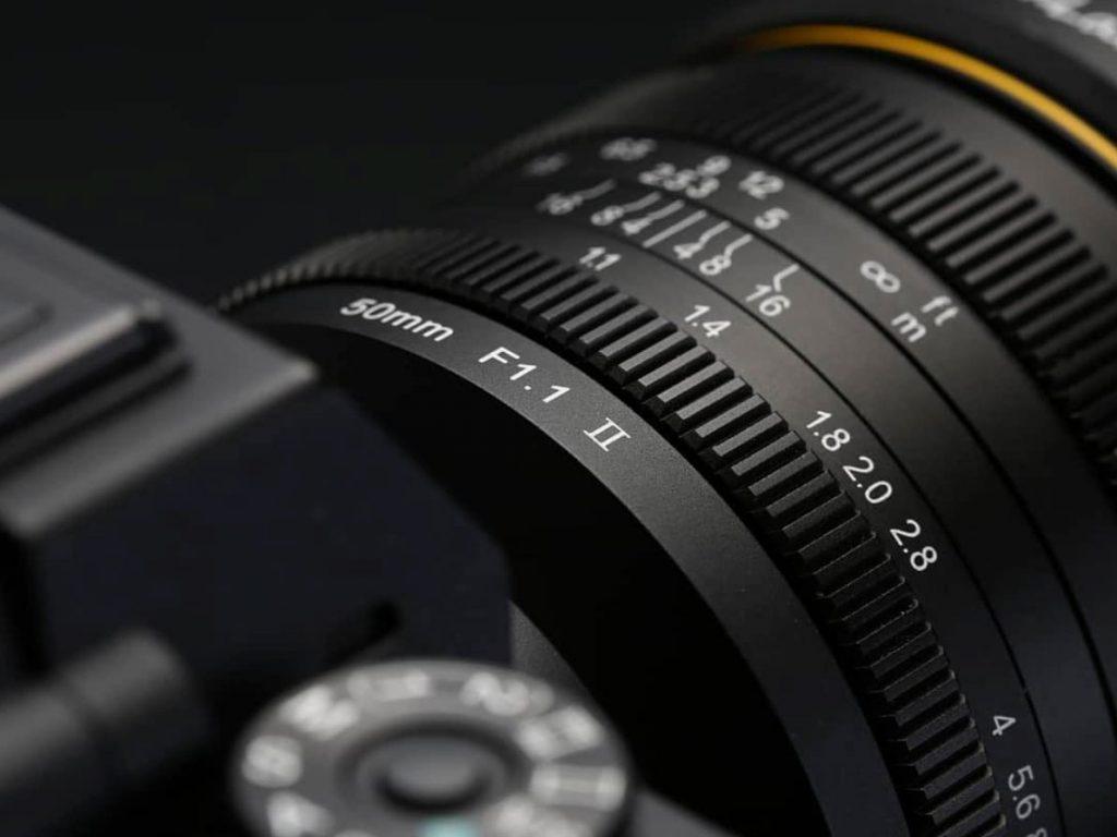 Έρχεται ο Kamlan 50mm f/1.1 για Sony Ε-mount
